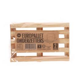 Onderzetters europallet 2 stuks