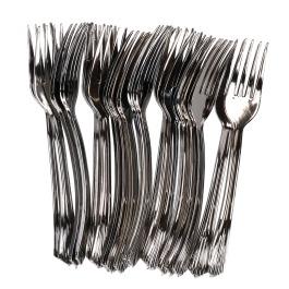Plastic vorken chrome finish