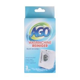 Wasmachine Reiniger 3 X 35 Gram Ago