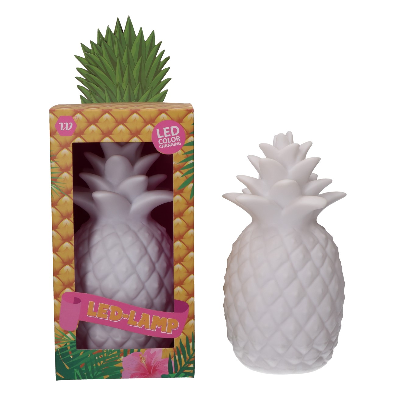 Ananas Led lamp