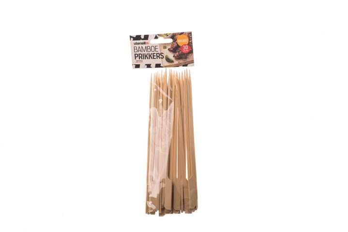Bamboe prikkers 20cm 30 stuks