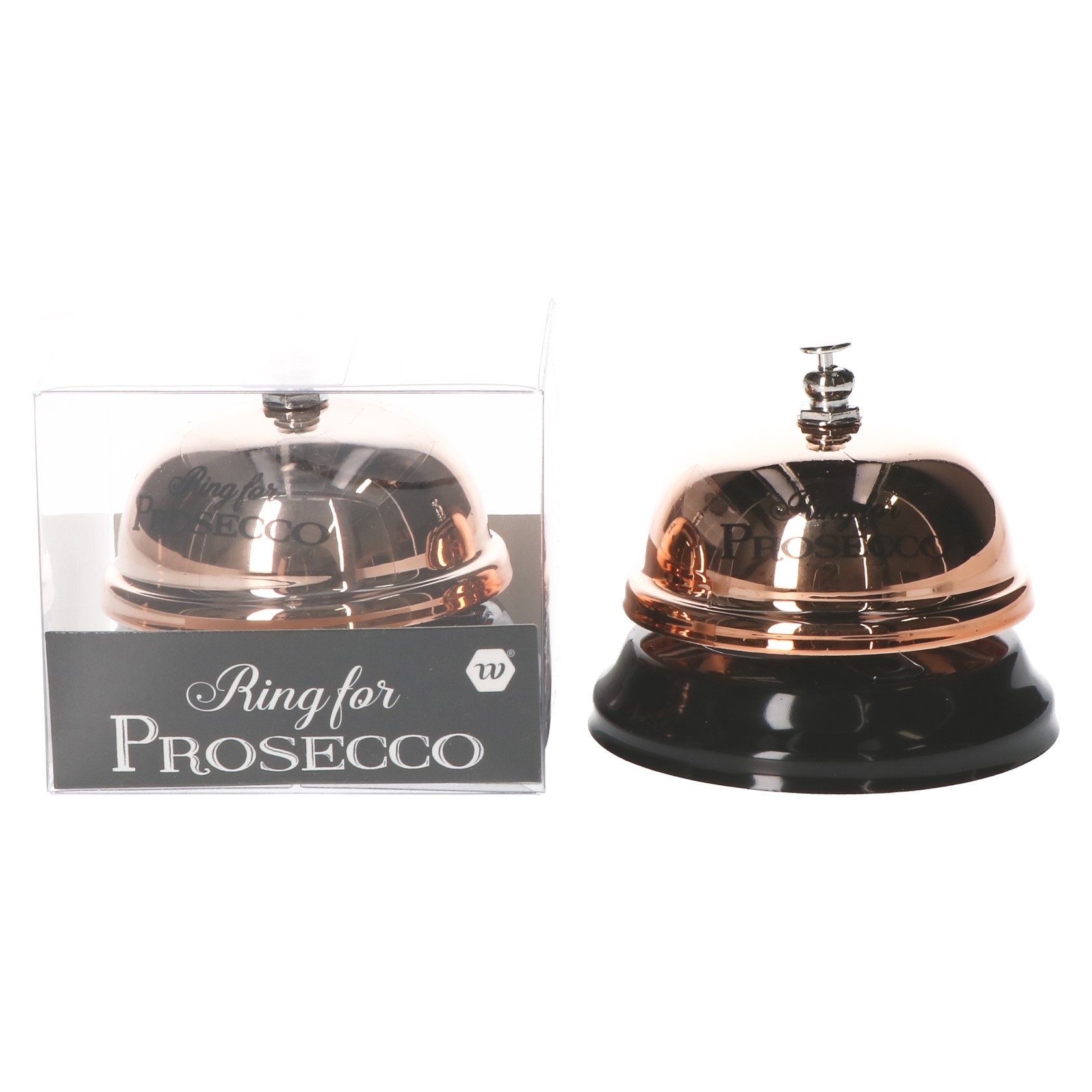 """Bel """"ring for prosecco"""""""