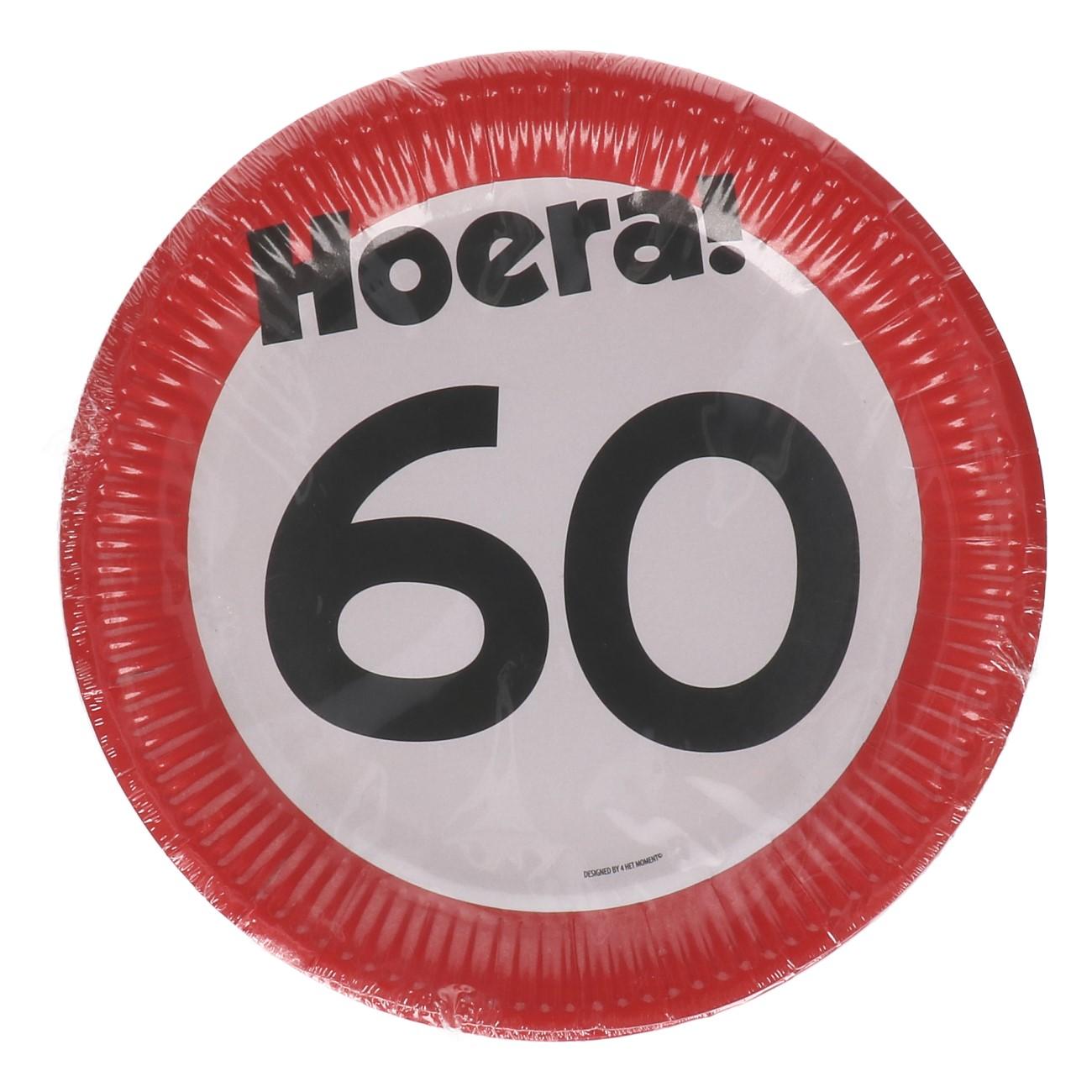 Bordjes 60 jaar