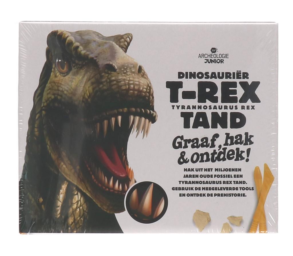 Dinosaurier T-Rex klauw