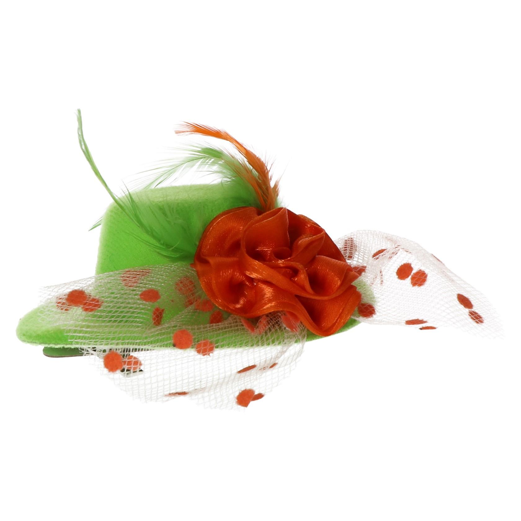 Haarclip hoedje kruikenzeikers