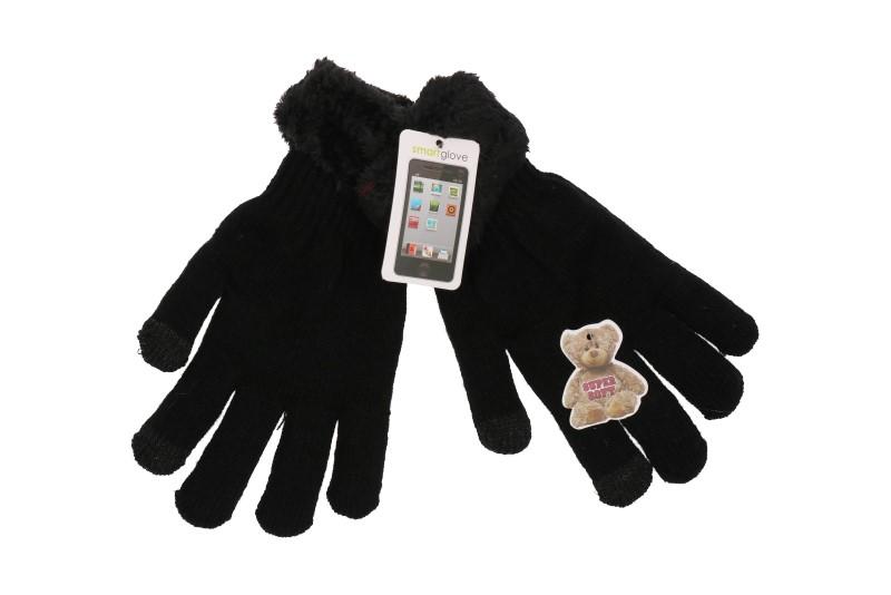 """Handschoen smart touch """"super soft"""""""
