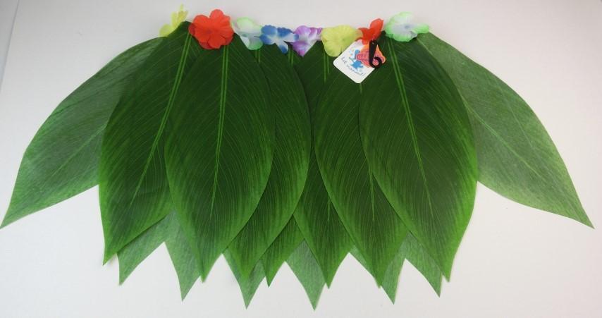 Hawai rokje bladeren