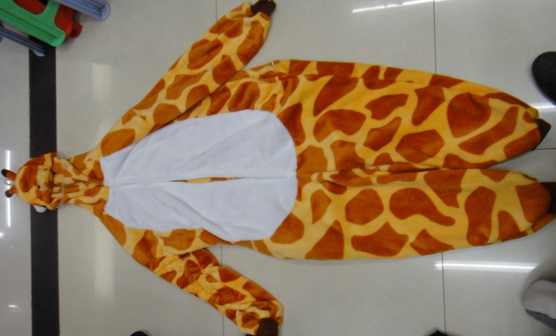 Huispak giraffe one size