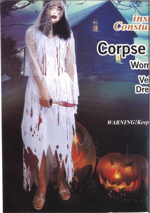 Kostuum Corpse bride