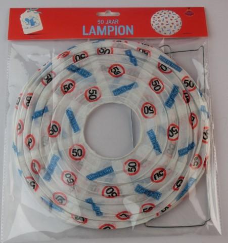Lampion 50 jaar