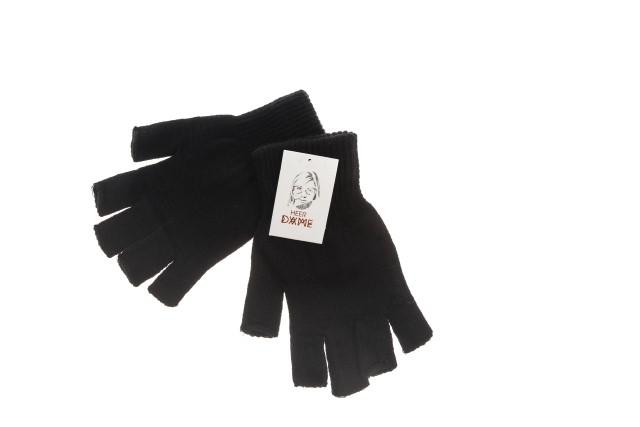 Magic handschoen zonder vinger zwart