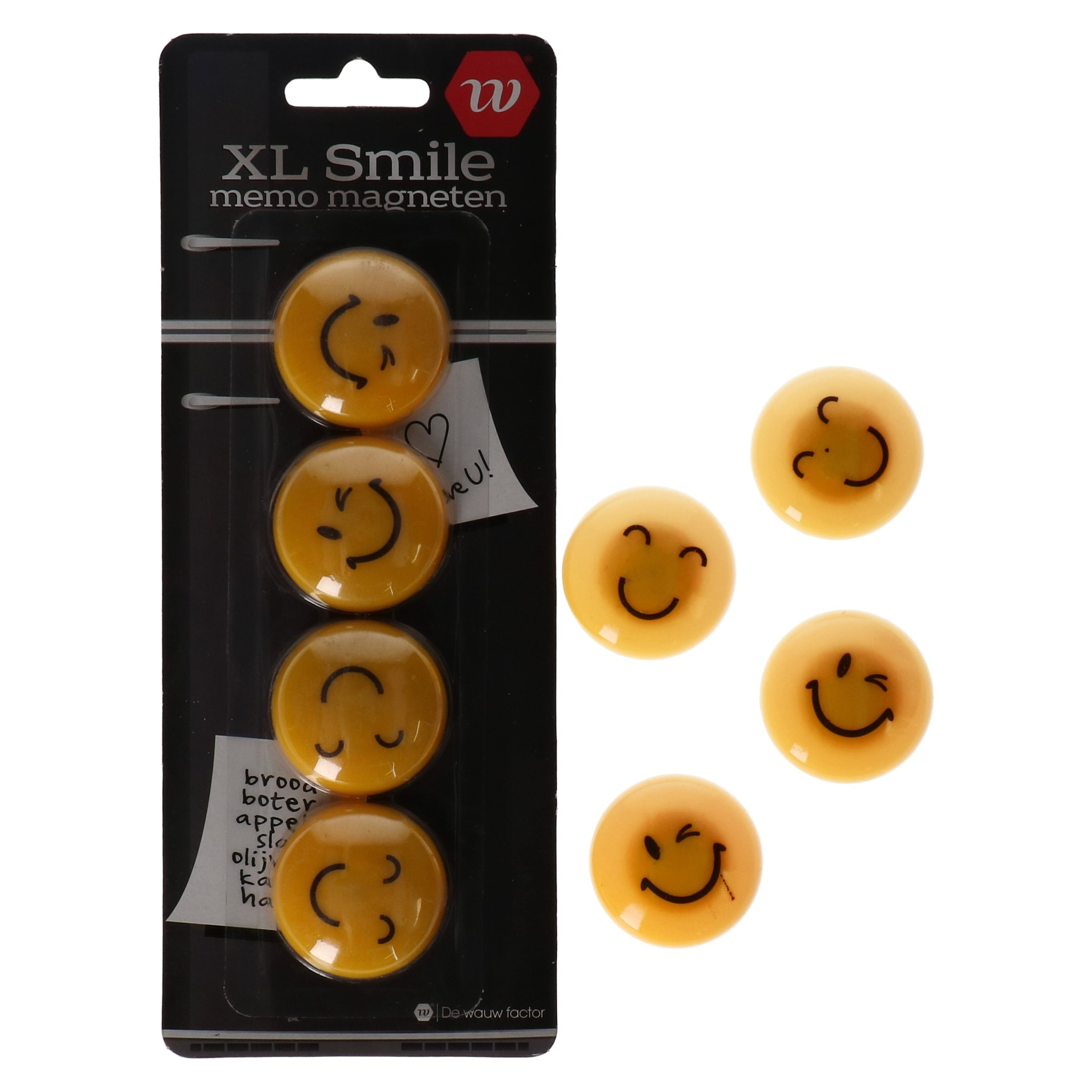 Magneet smile 4 delig