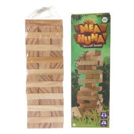 Mea huna houten toren spel