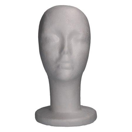 Model hoofd vrouw