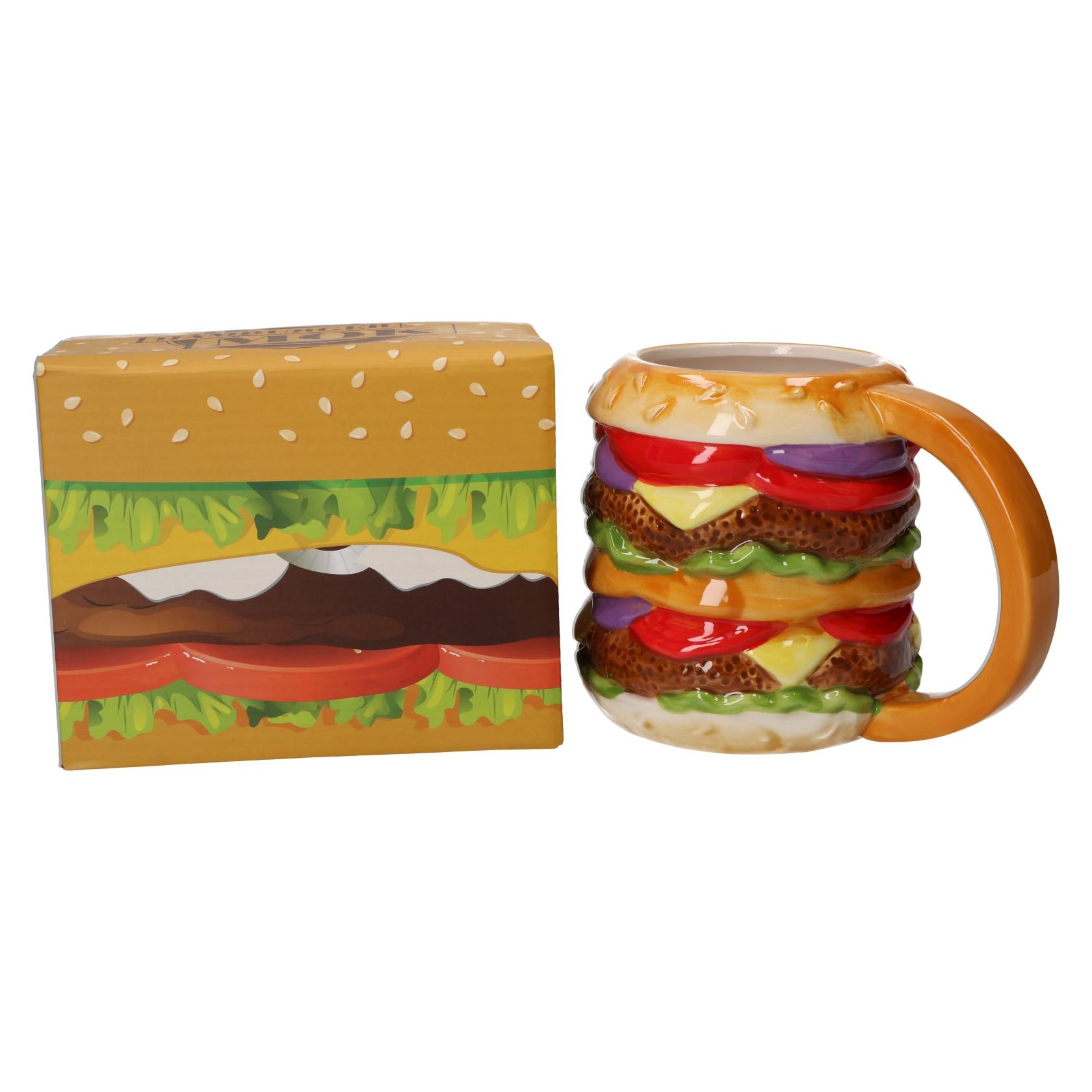 Mok hamburger