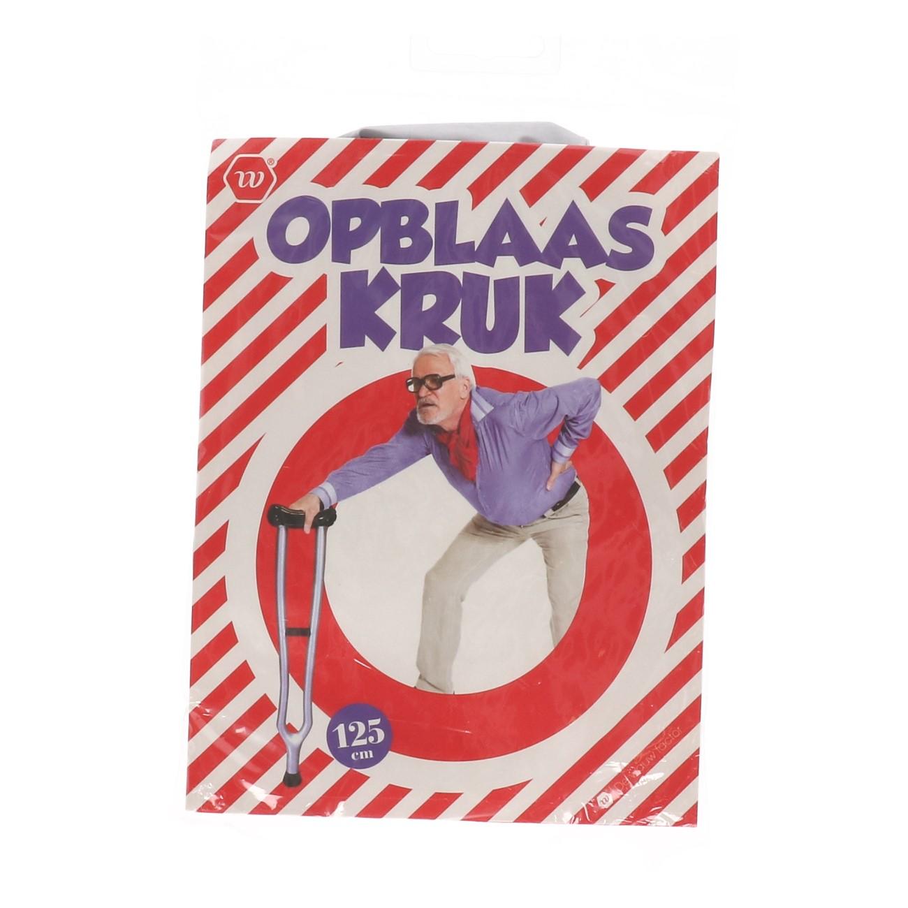 Opblaas Kruk