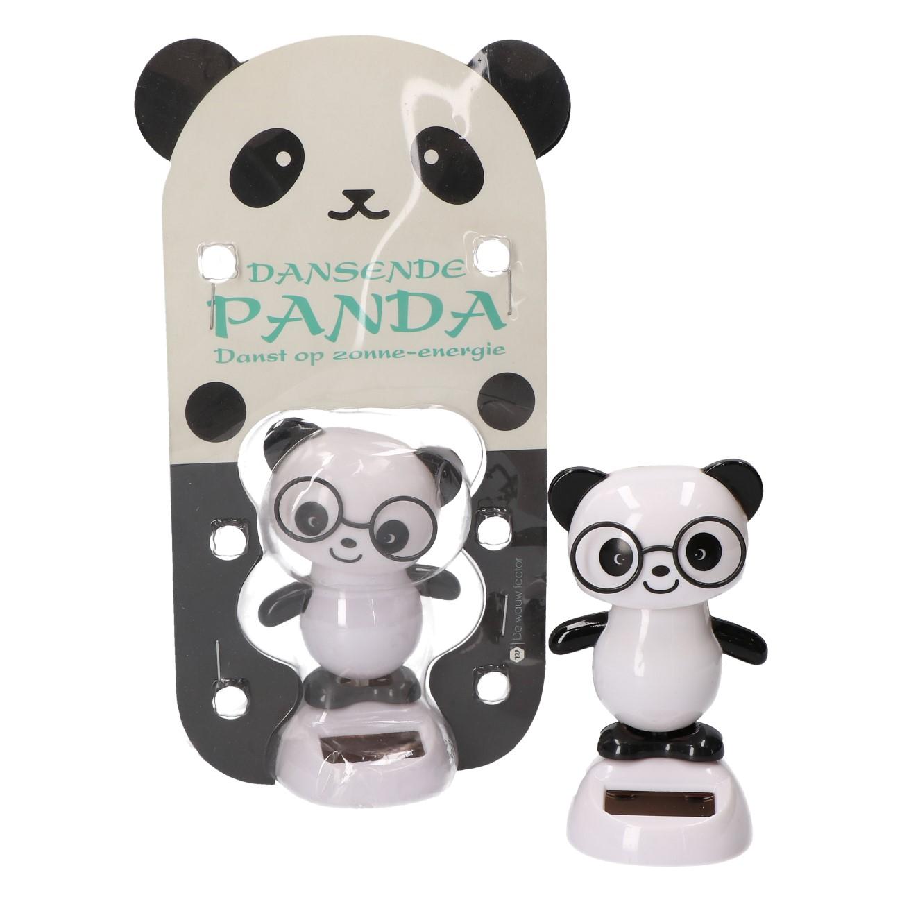Pandabeer op solar