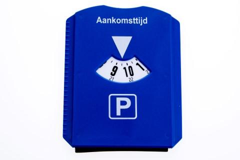 Parkeerschijf 5 functies