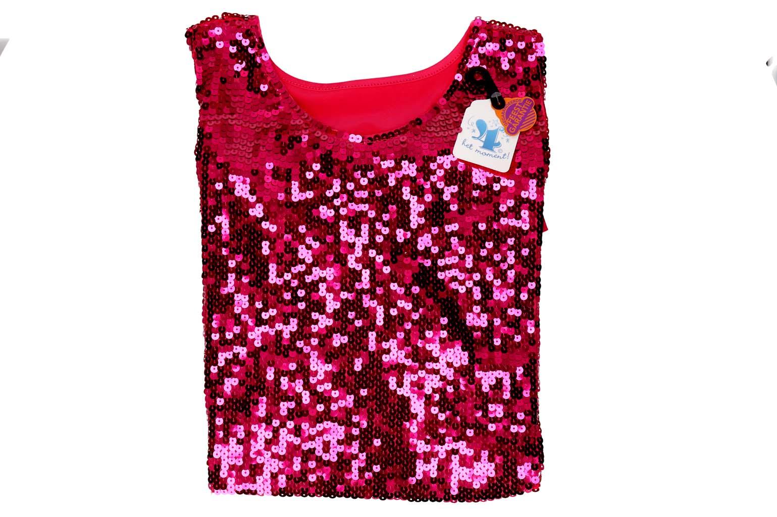 Party jurkje roze