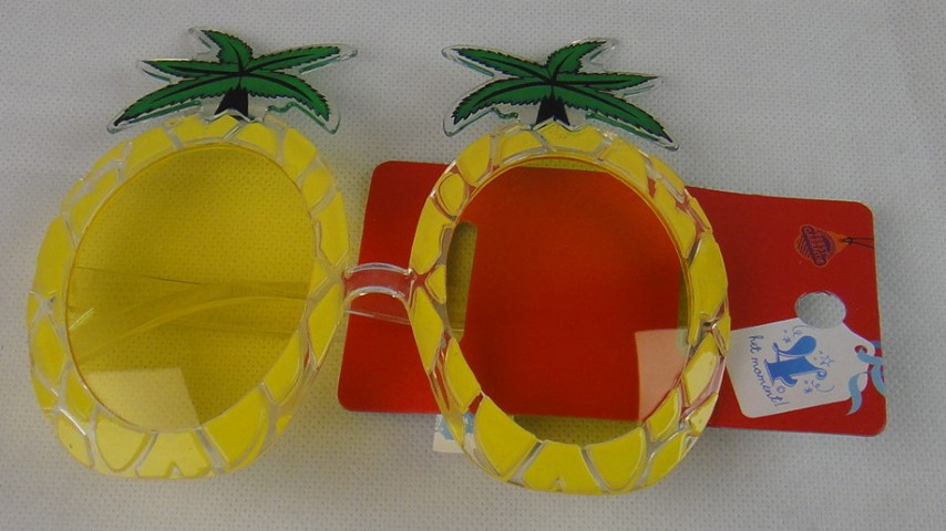 Partybril ananas