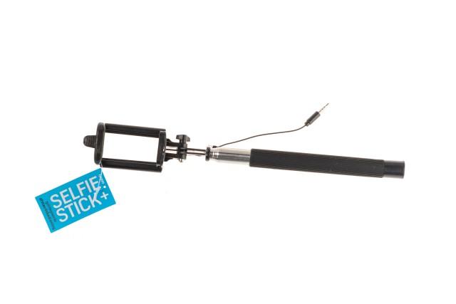 Selfiestick met 3,5 mm plug