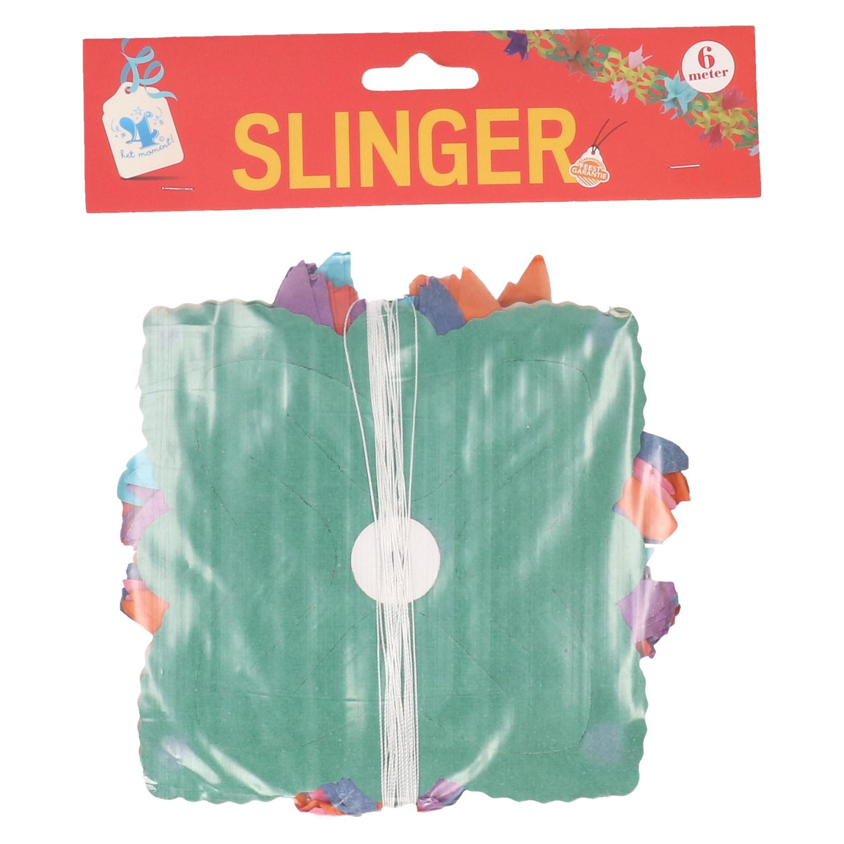 "Slinger ""bloem"" 6 meter"