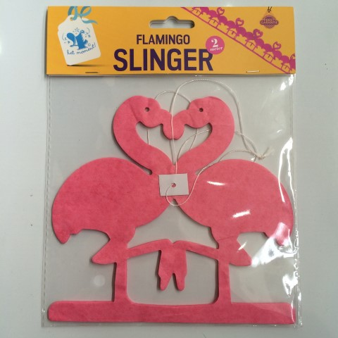 Slinger flamingo 2 meter