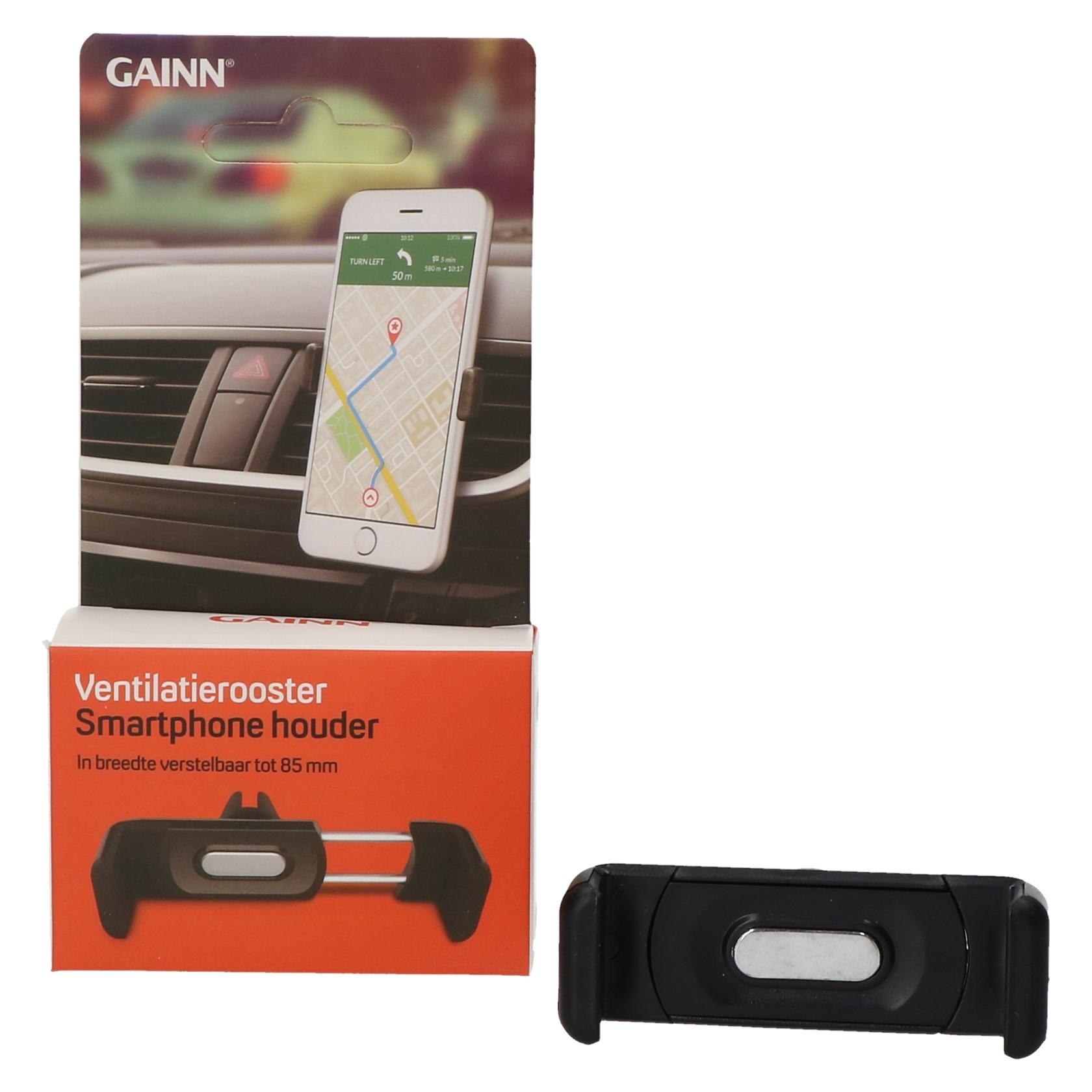 Smartphone clip voor autoventilatie