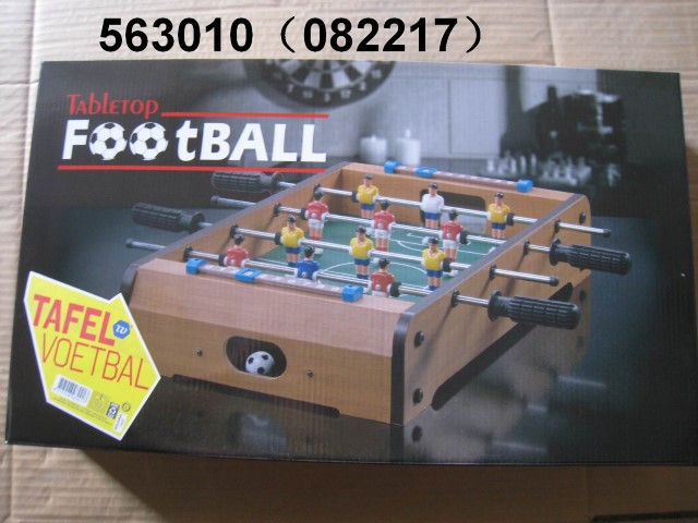 Tafelvoetbal tafelmodel