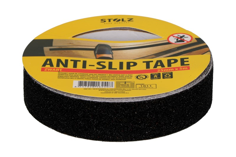 Tape anti slip 25mm x 5m