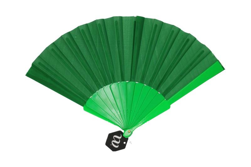 Waaier neon groen