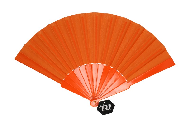 Waaier neon oranje