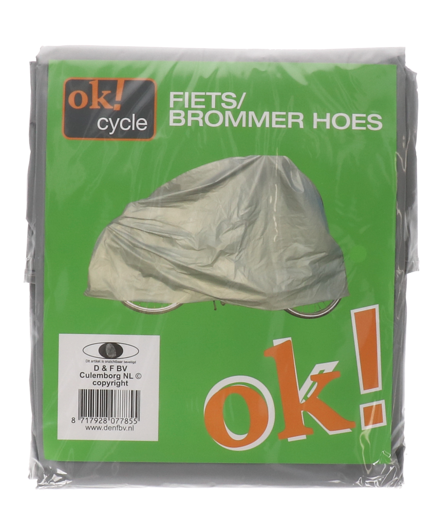 Fiets/brommer hoes
