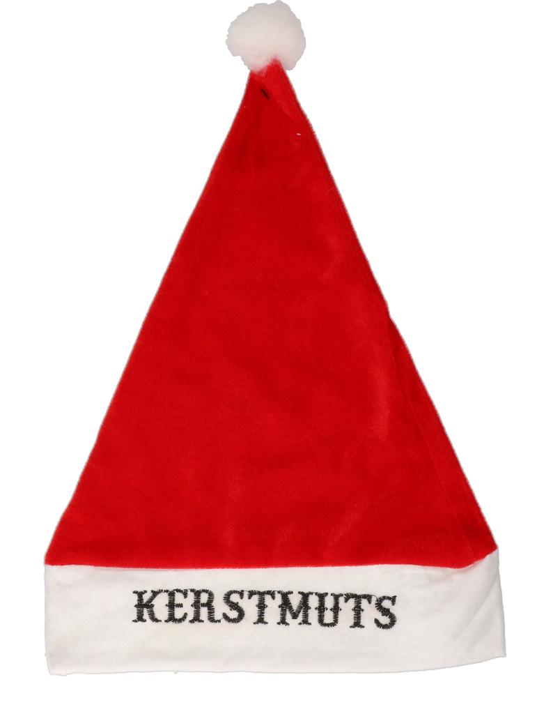 "Kerstmuts rood ""kerstmuts"""