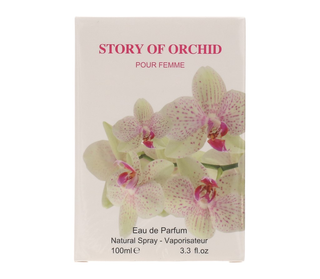 Story Of Orchid Pour Femme 100ml