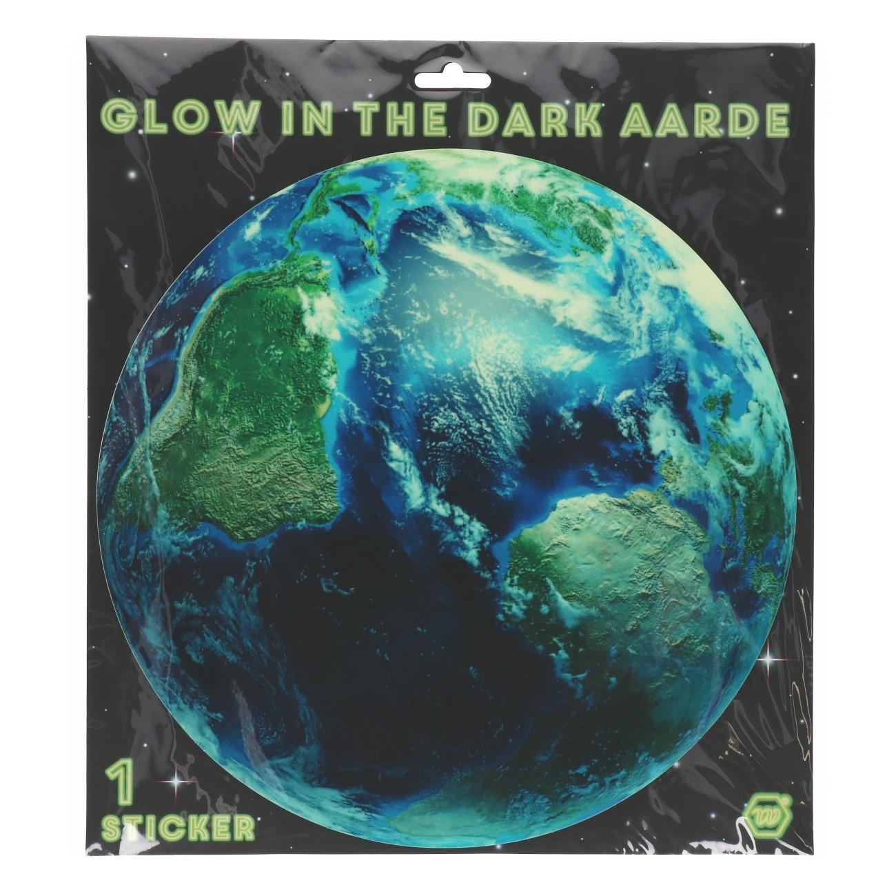 Aarde glow in the dark