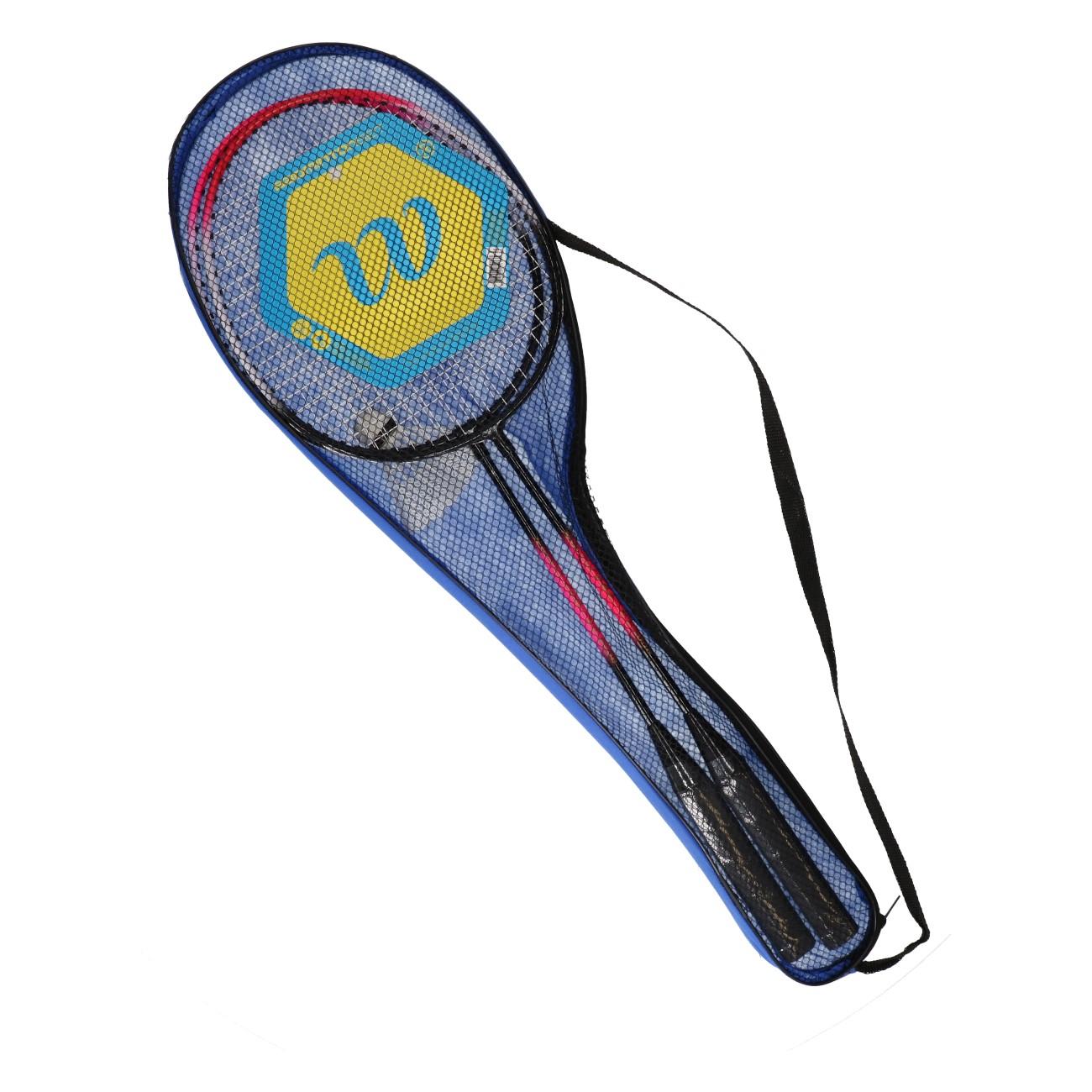 Badminton racket wauw