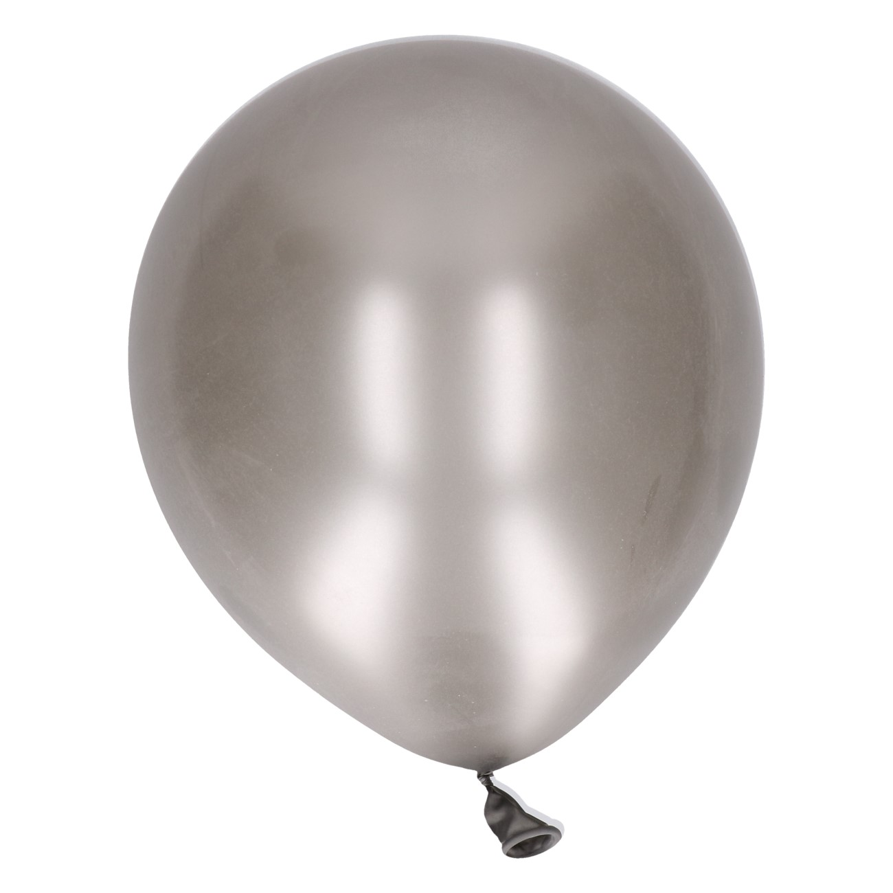 Ballonnen zilver metallic