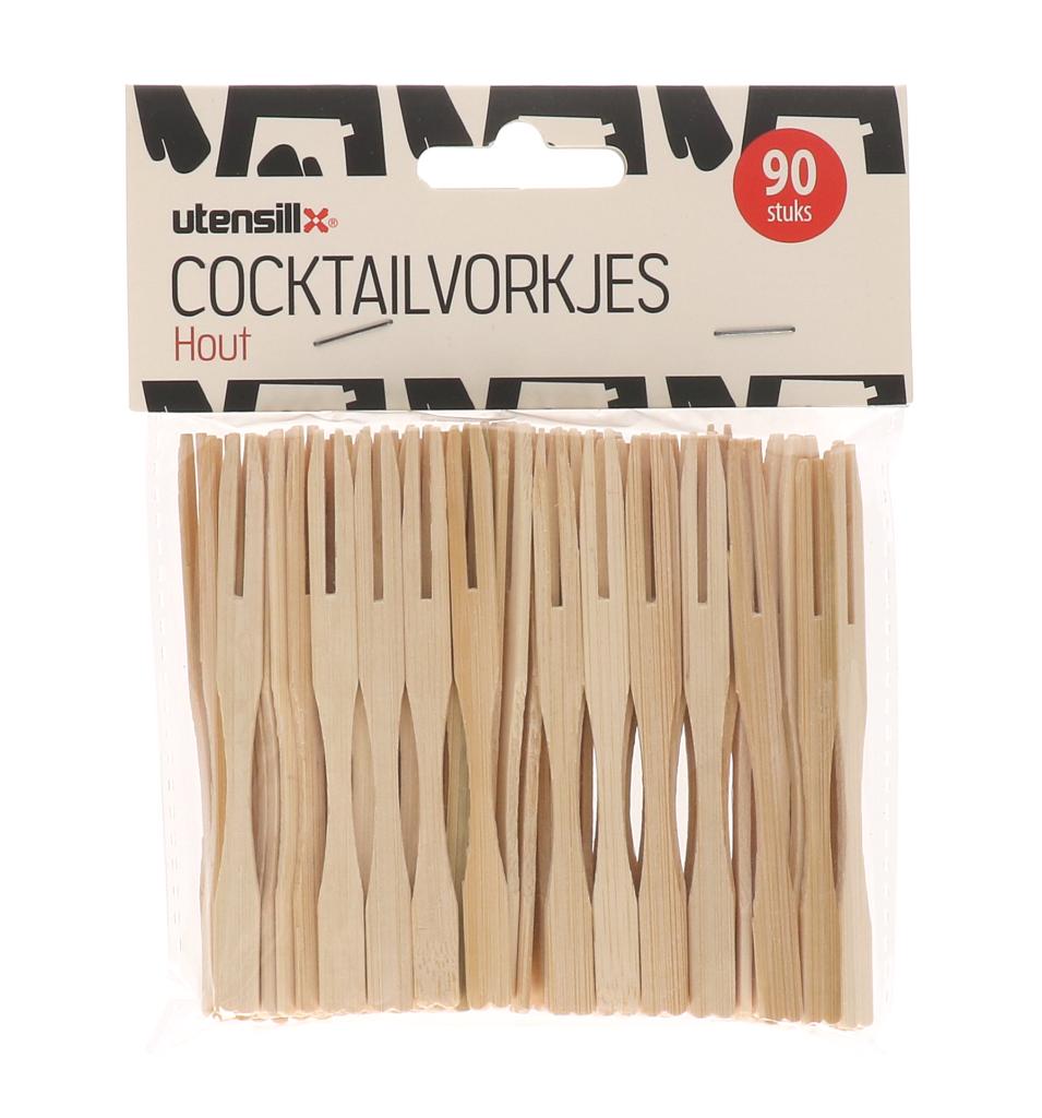 Bamboo vorkjes