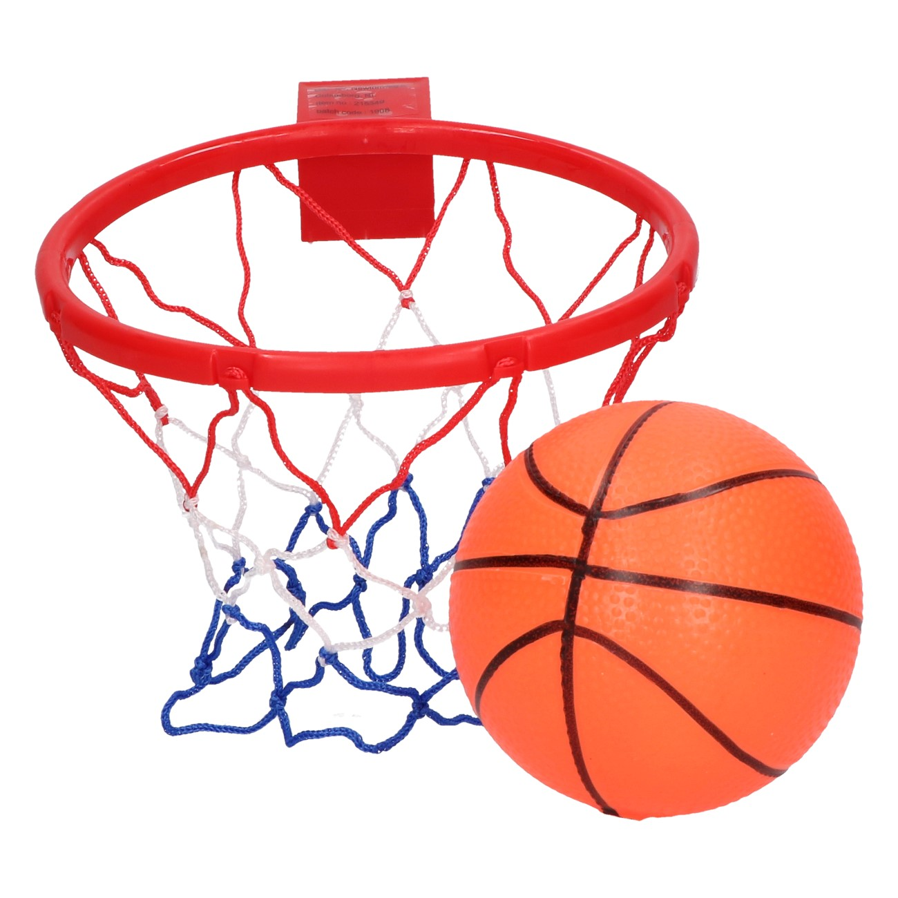 Basketball set voor deur