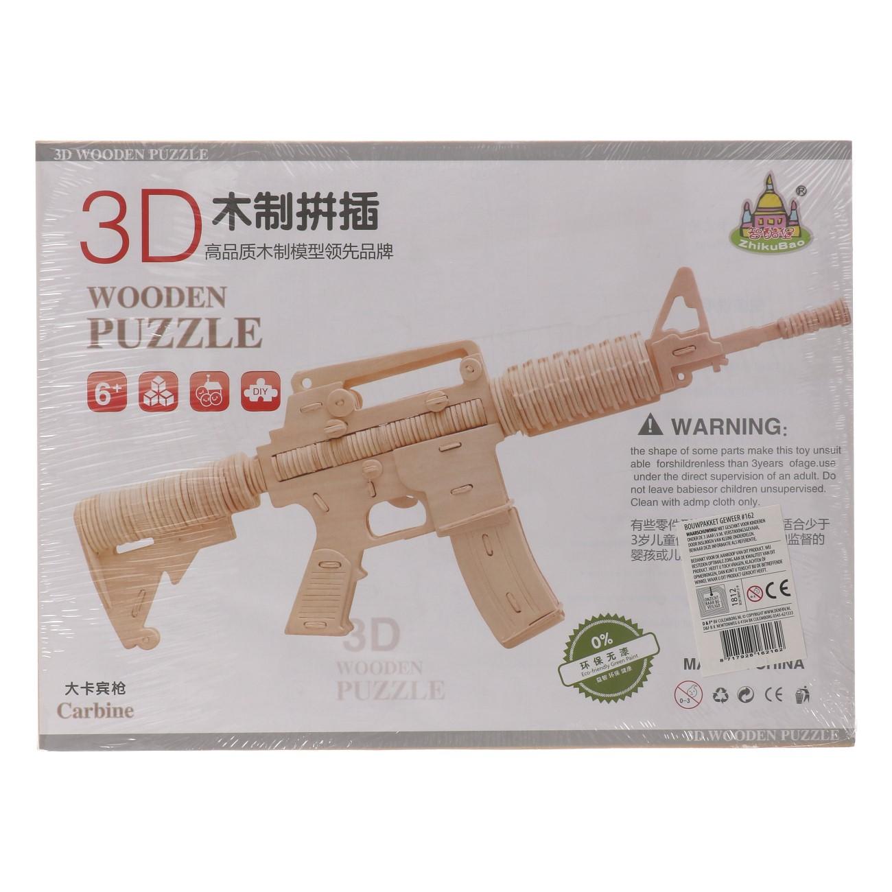 Bouwpakket geweer #162