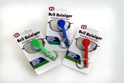 Bril reiniger microfiber as seen on tv