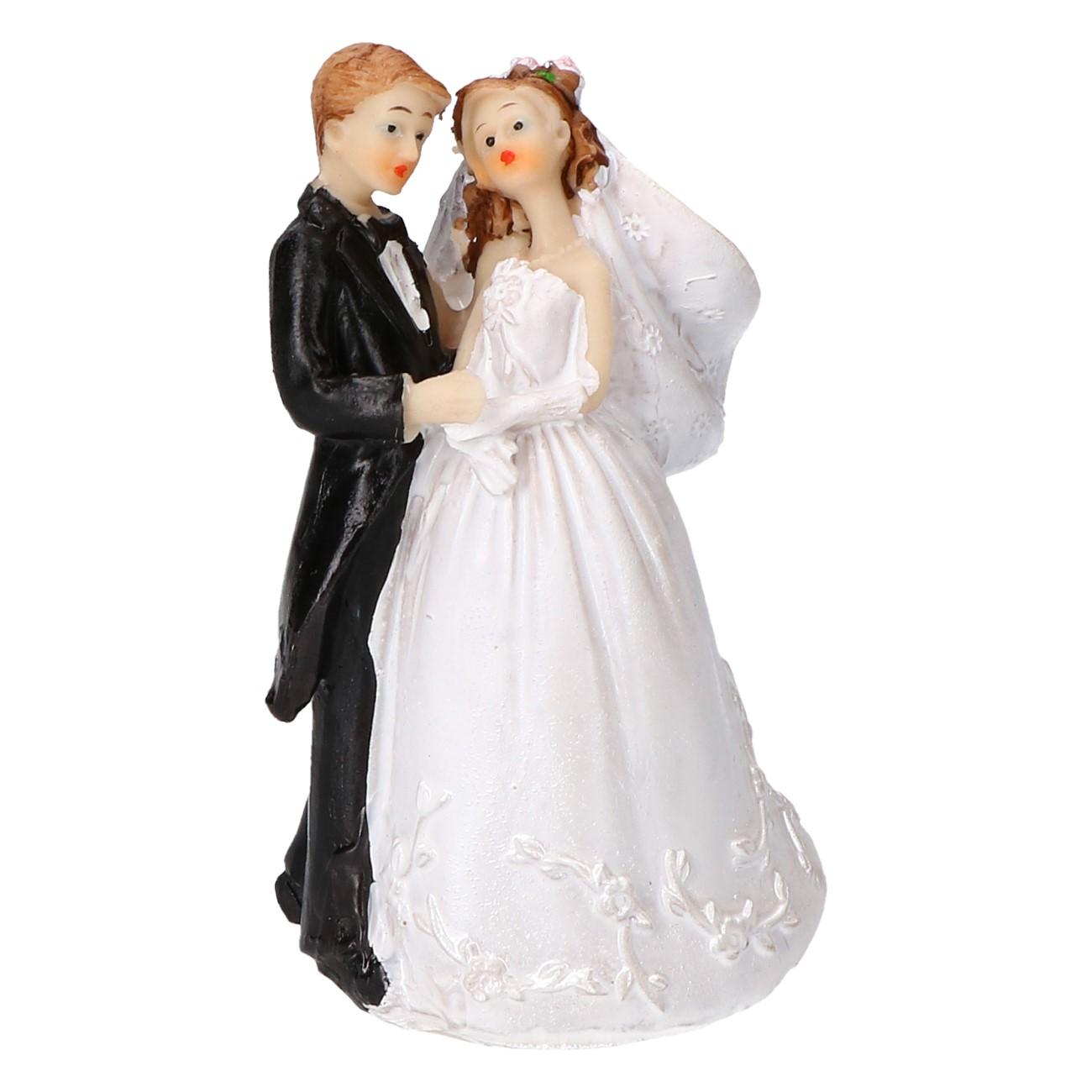 Bruidspaar 10cm