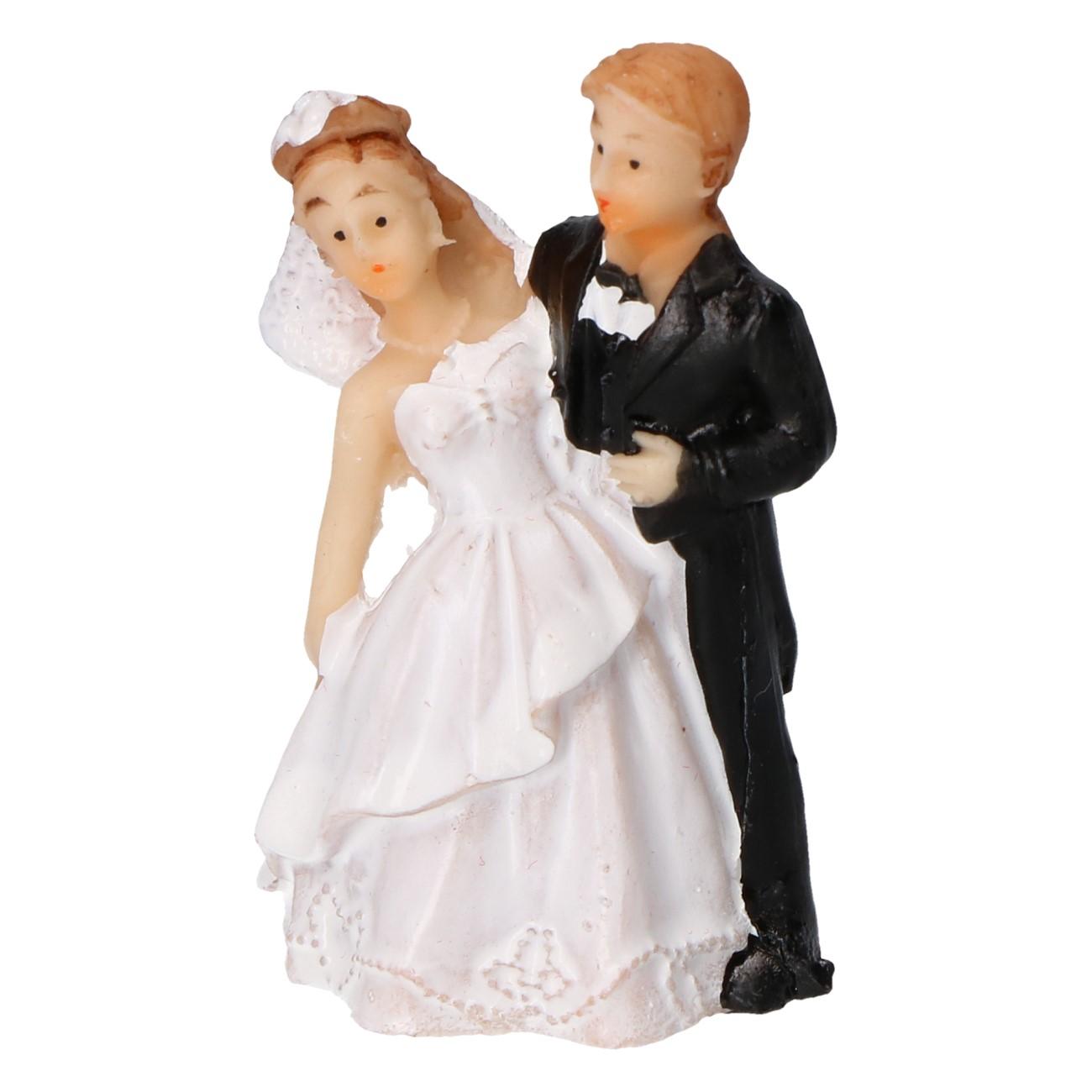 Bruidspaar 4.5cm