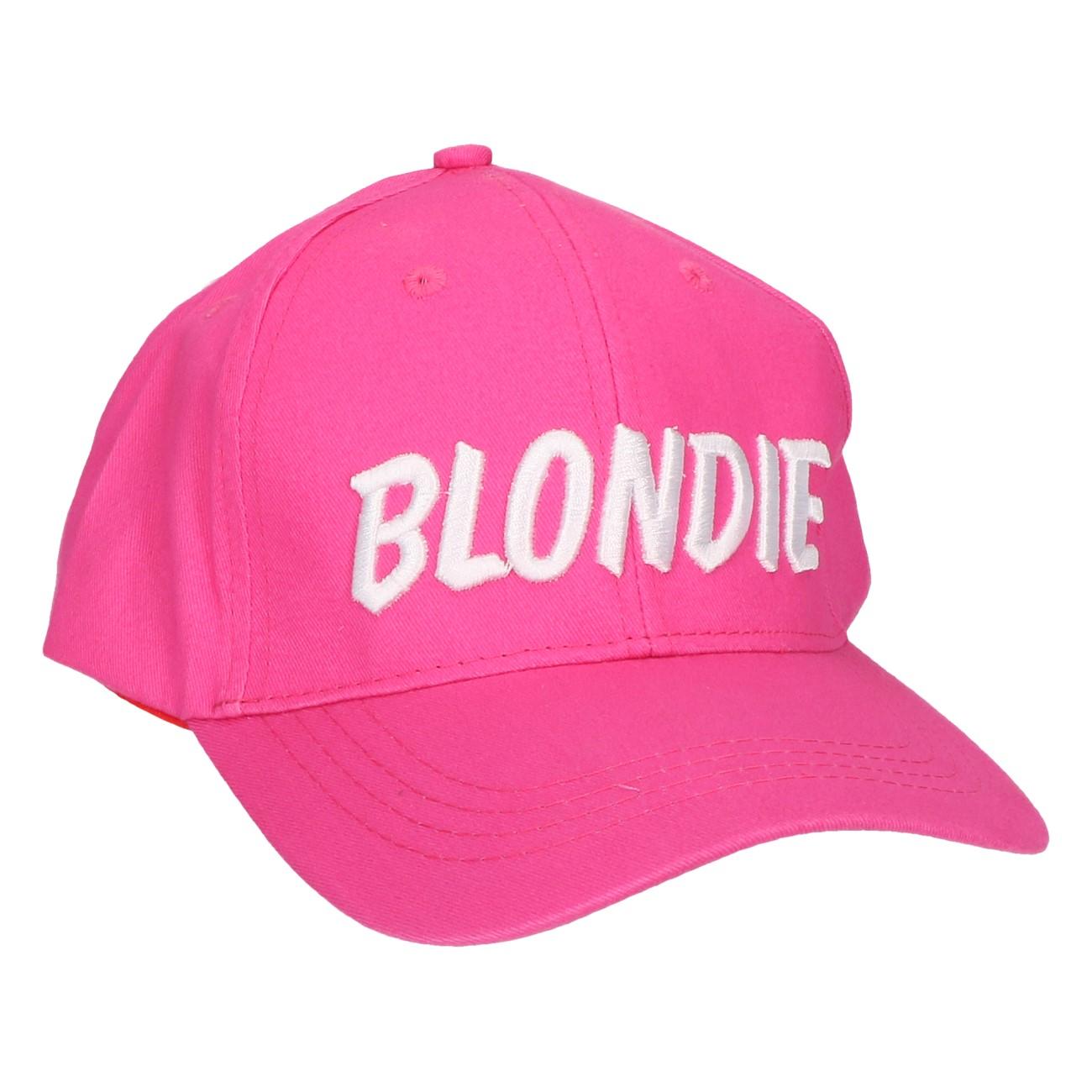 Cap blondie