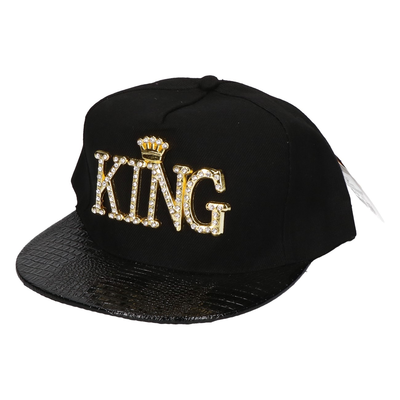 Cap king BLING #992