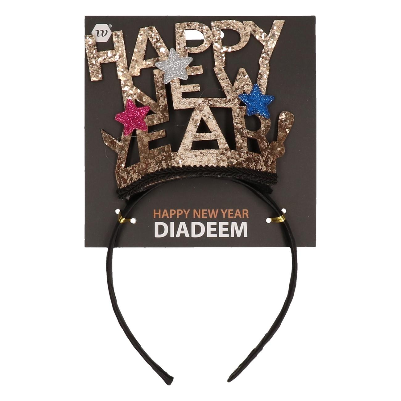 Diadeem happy new year