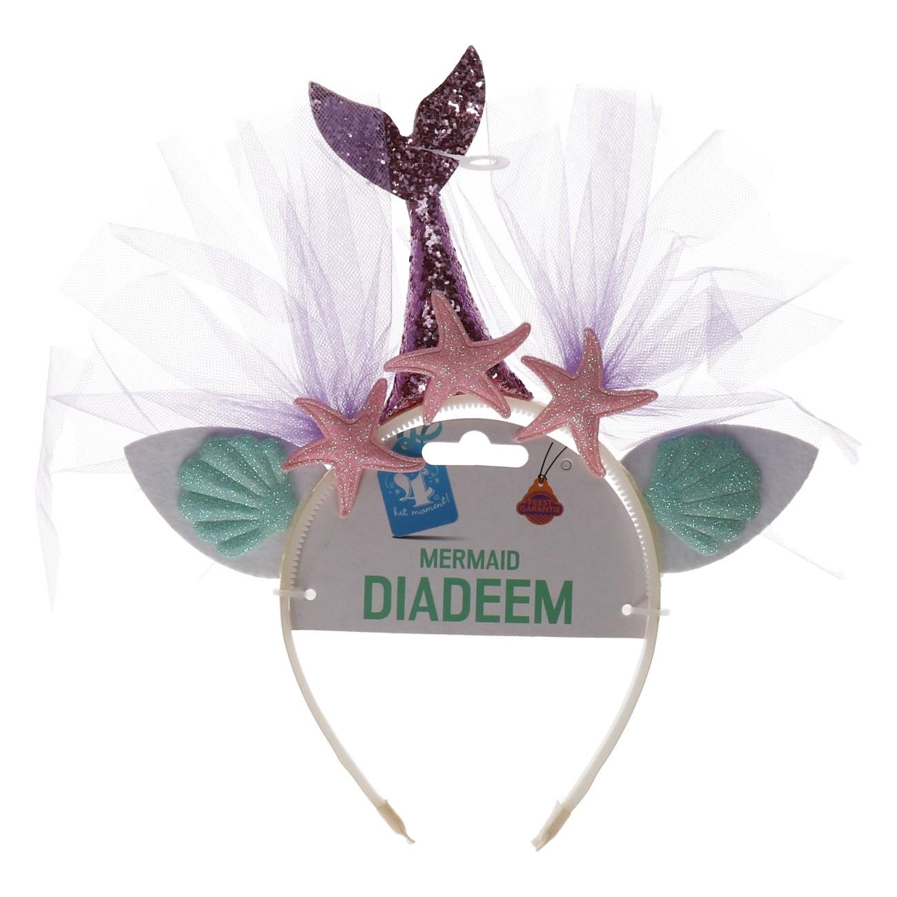Diadeem mermaid