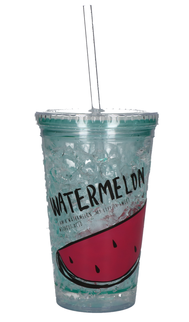Drinkbeker vriezer watermeloen