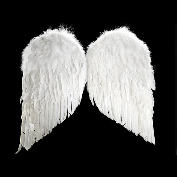 Engel vleugels wit